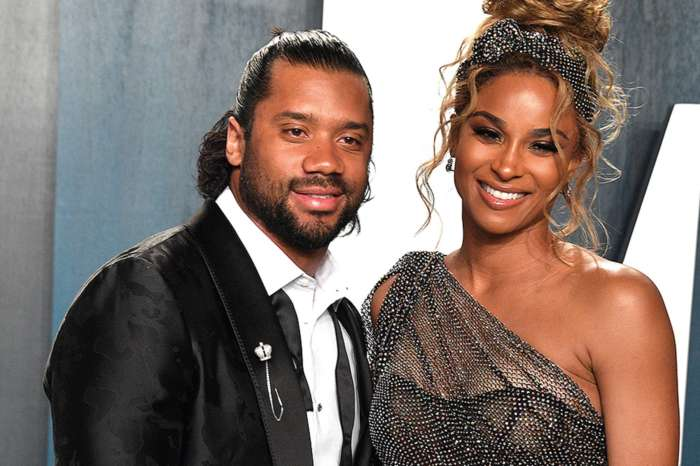 Ciara And Russell Wilson Show Off Their Boxing Skills In New Video -- Pregnant Singer Destroyed Her Intense Workout