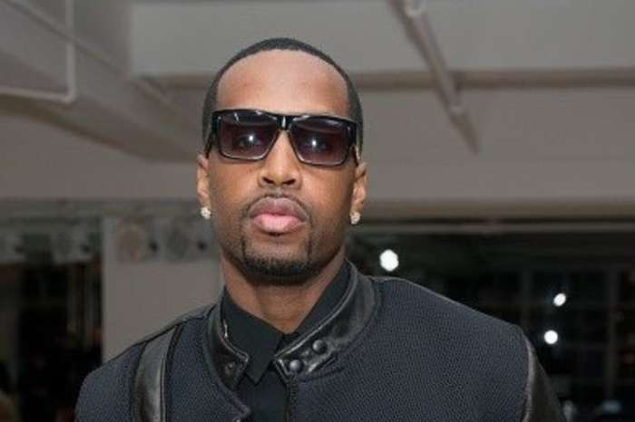 Safaree Hits The Gym: 'Don't Let That Corona Stop You From Getting That Sexy Body'