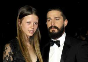 Shia LaBeouf And Ex Mia Goth Raise Questions About Their Relationship After They Appear To Have Rekindled Their Romance