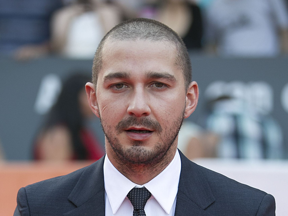 Shia LaBeouf seen wearing wedding ring during outing with Ex