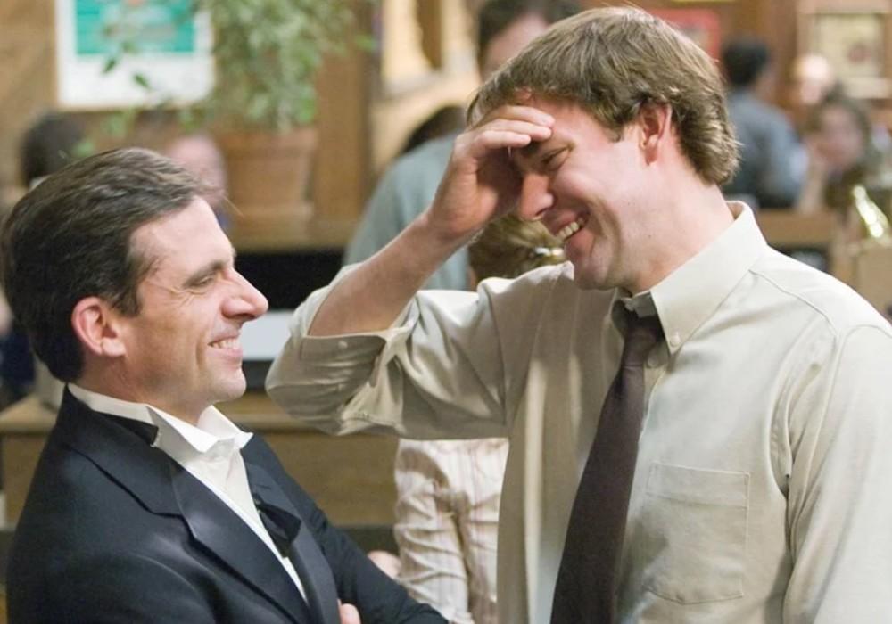 Steve Carell & John Krasinski Reunite For New YouTube Series 'Some Good News' Amid COVID-19 Pandemic