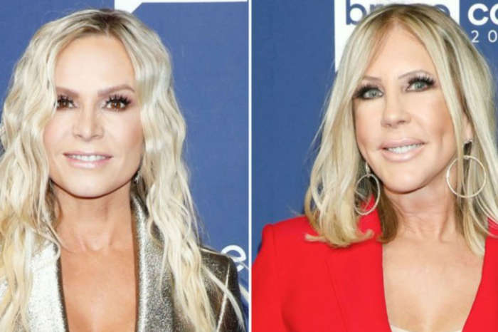 Tamra Judge & Vicki Gunvalson Appear To Be Filming New Show After RHOC Exit