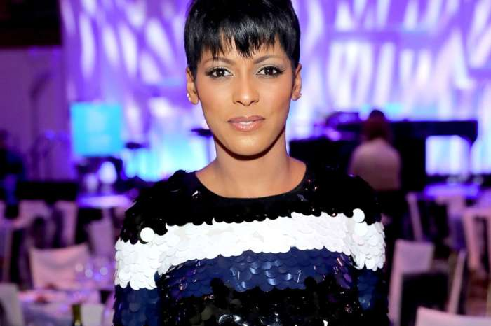 Tamron Hall Is Stunning Without Makeup In Breathtaking Sunset Photo With Baby Moses