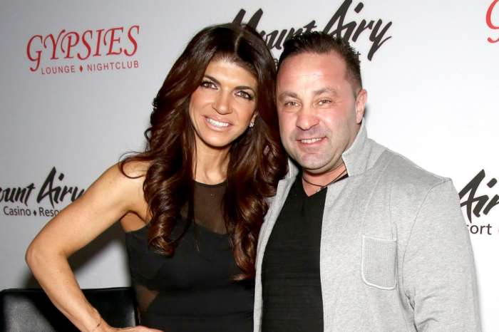 Teresa Giudice Is No Longer Attracted To Estranged Husband Joe Giudice