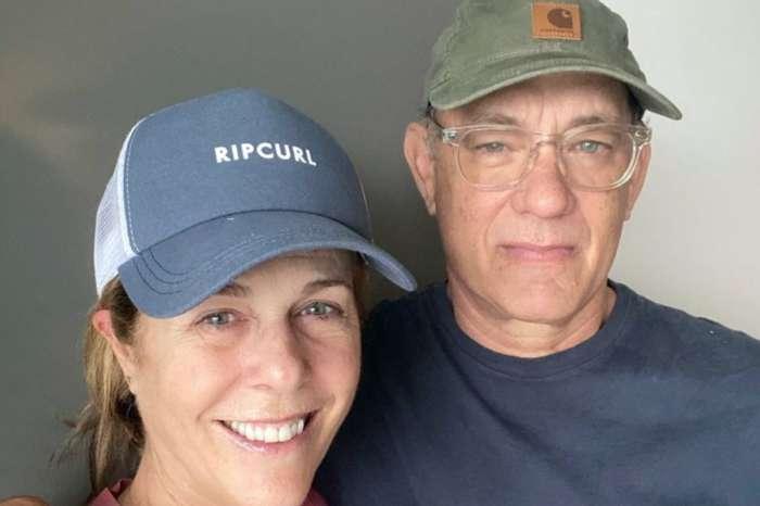 Tom Hanks And Rita Wilson Are Out Of Hospital — Still Under Self Quarantine
