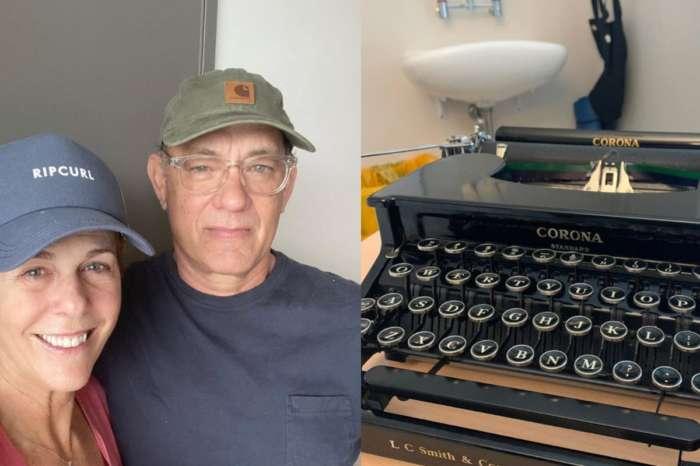 Tom Hanks Provides New Update After He And Rita Wilson Test Positive For Coronavirus — Still Under Self-Quarantine