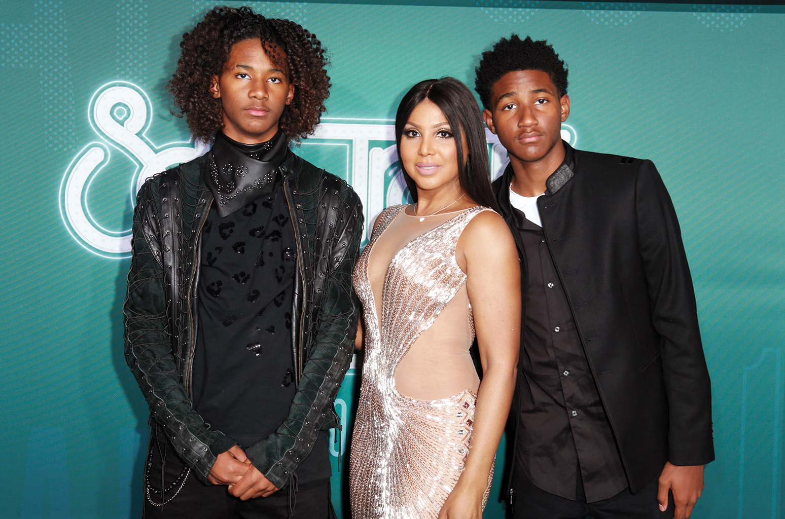 Toni Braxton Celebrates The 17th Birthday Of Her Son, Diezel - Check Out The Mom-Son Video She Shared