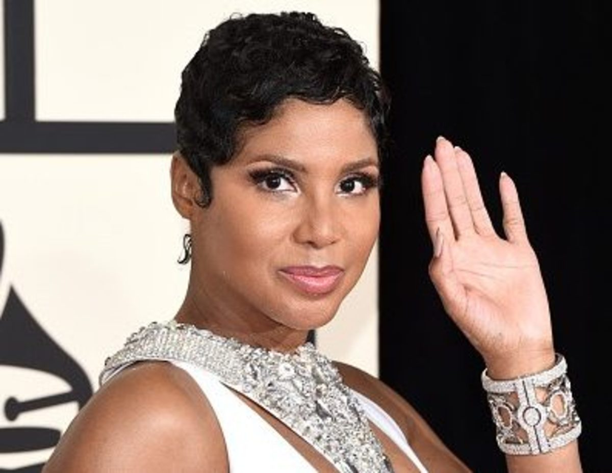 Toni Braxton Praises An Amazing Doctor For The Way In Which He's Saving Lives These Days