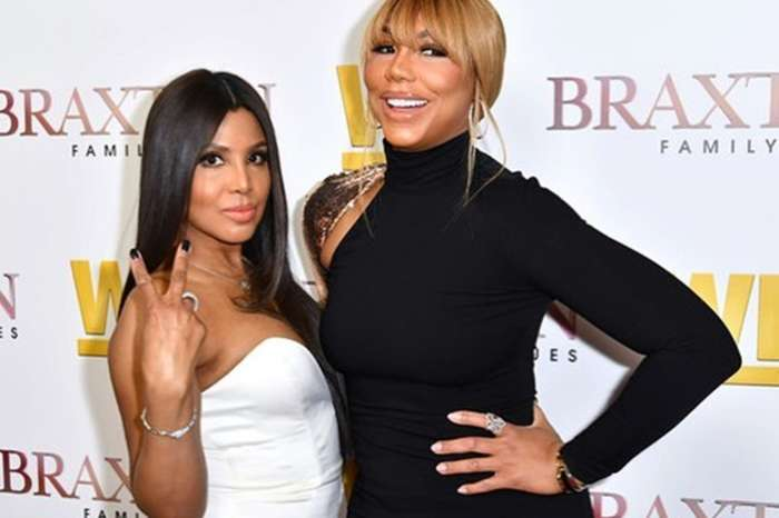 Toni Braxton And Sister Tamar Braxton Get Into A Hilarious Fight In New Video After They Take A Break From Their Coronavirus Isolation