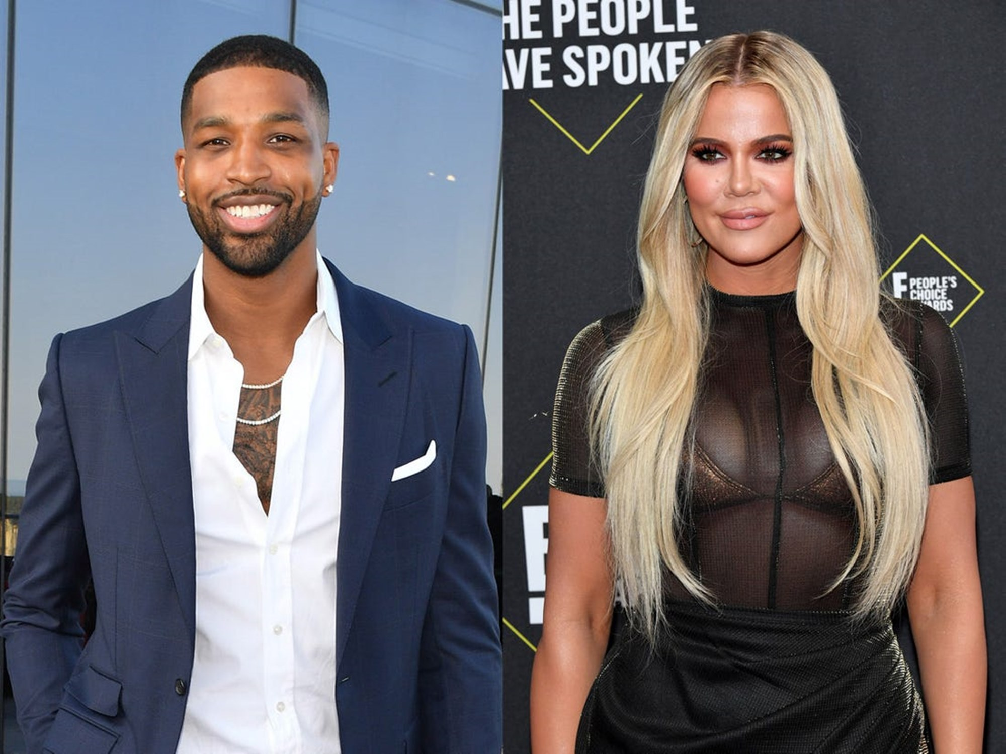 Tristan Thompson Khloe Kardashian Saucy