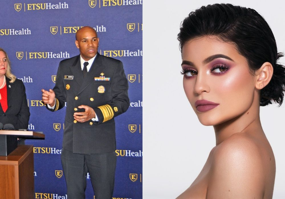 Kylie Jenner and Surgeon General