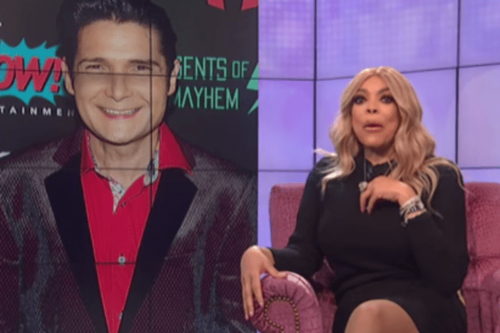 Wendy Williams Slammed For Telling Corey Feldman To 'Go Home And Be Glad You Aren't Dead'