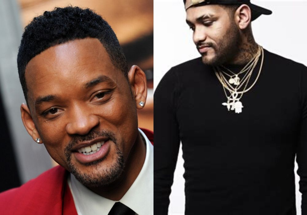 Joyner Lucas Transforms Into Will Smith In