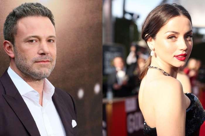 Ben Affleck And GF Ana De Armas' Bond Getting Stronger Amid The Quarantine, Source Says!