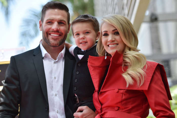 Carrie Underwood Calls Hubby Mike And Their Son Isaiah 'Annoying' While In Quarantine - Check Out The Hilarious Video!