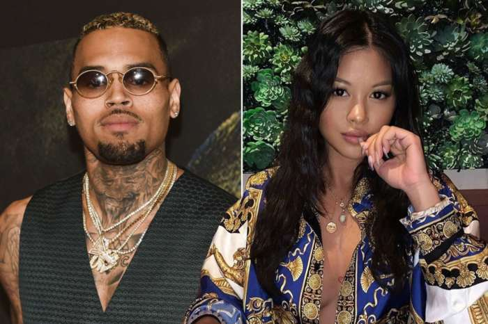 Chris Brown's Baby Mama, Ammika Harris Reassures Fans Who Are Concerned About Her And Baby Aeko
