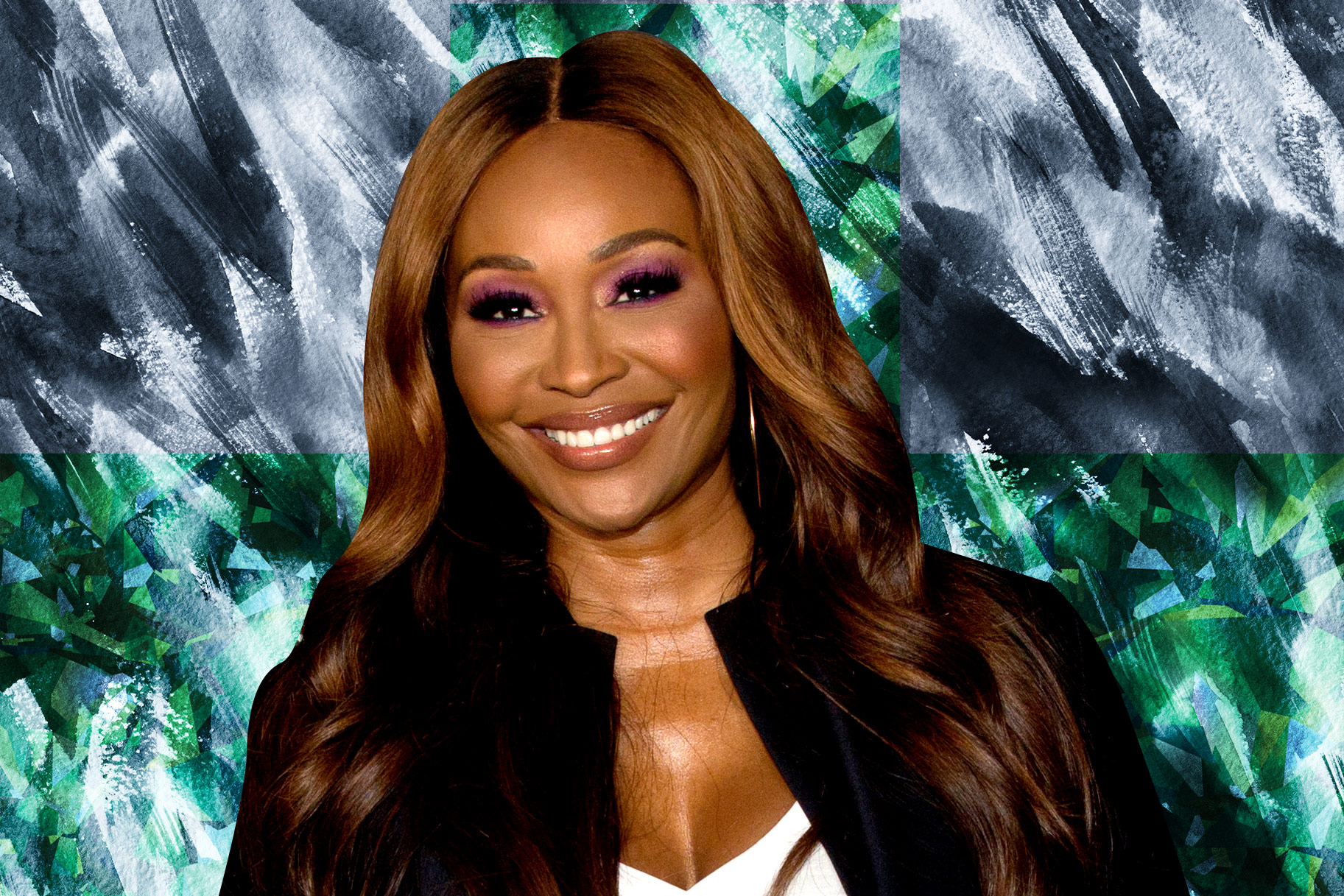 Cynthia Bailey Receives Unexpected Visitors At The Lake House - Watch The Video