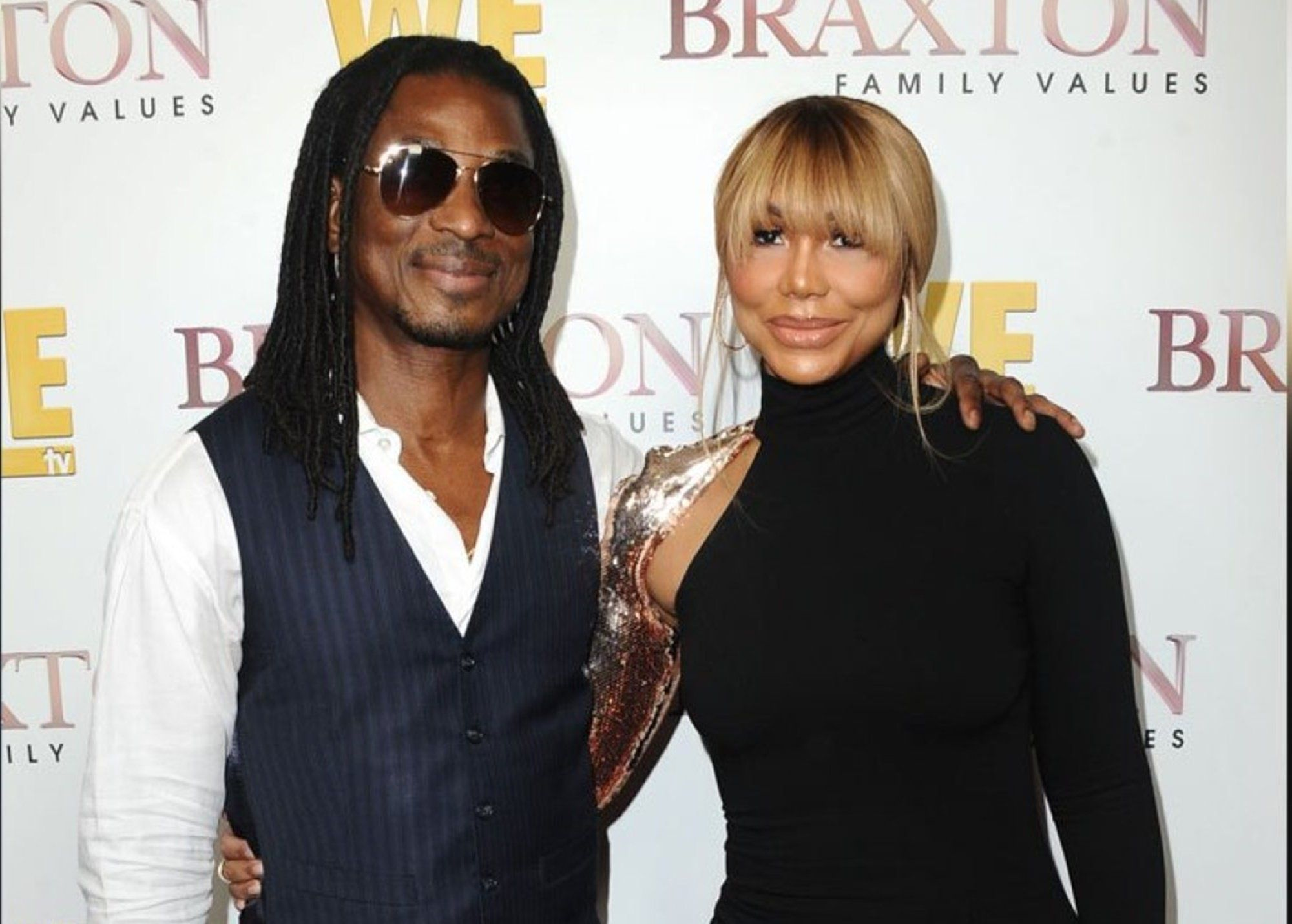Tamar Braxton's BF, David Adefeso Wants To Offer Fans Shelter From The Storm During These Difficult Times