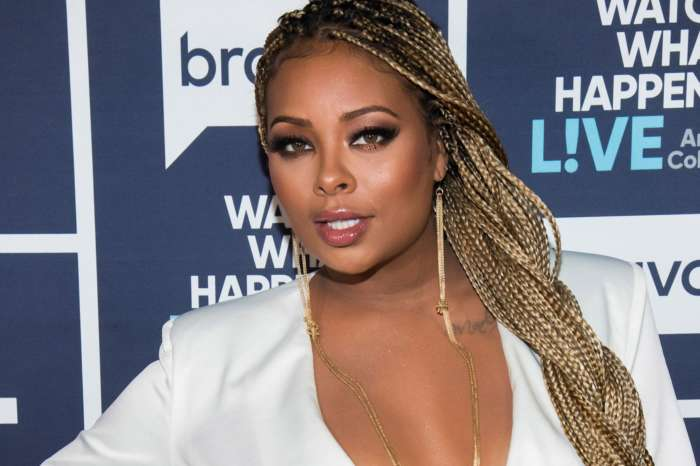 Eva Marcille Shares The Sweetest Video - Her Daughter, Marley Filmed Her: 'She's Documenting The Time On Our Coronacation'