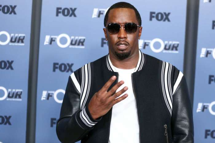 Diddy Talks About Happiness And Advises Fans What They Can Do To Be Happy