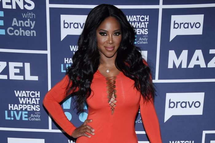 Kenya Moore Tries To Take Her Fans' Minds Off The Hard Times With This Post