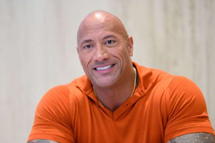 Dwayne Johnson Shares Adorable And Empowering Video Of His Baby Daughter On Women's Day!