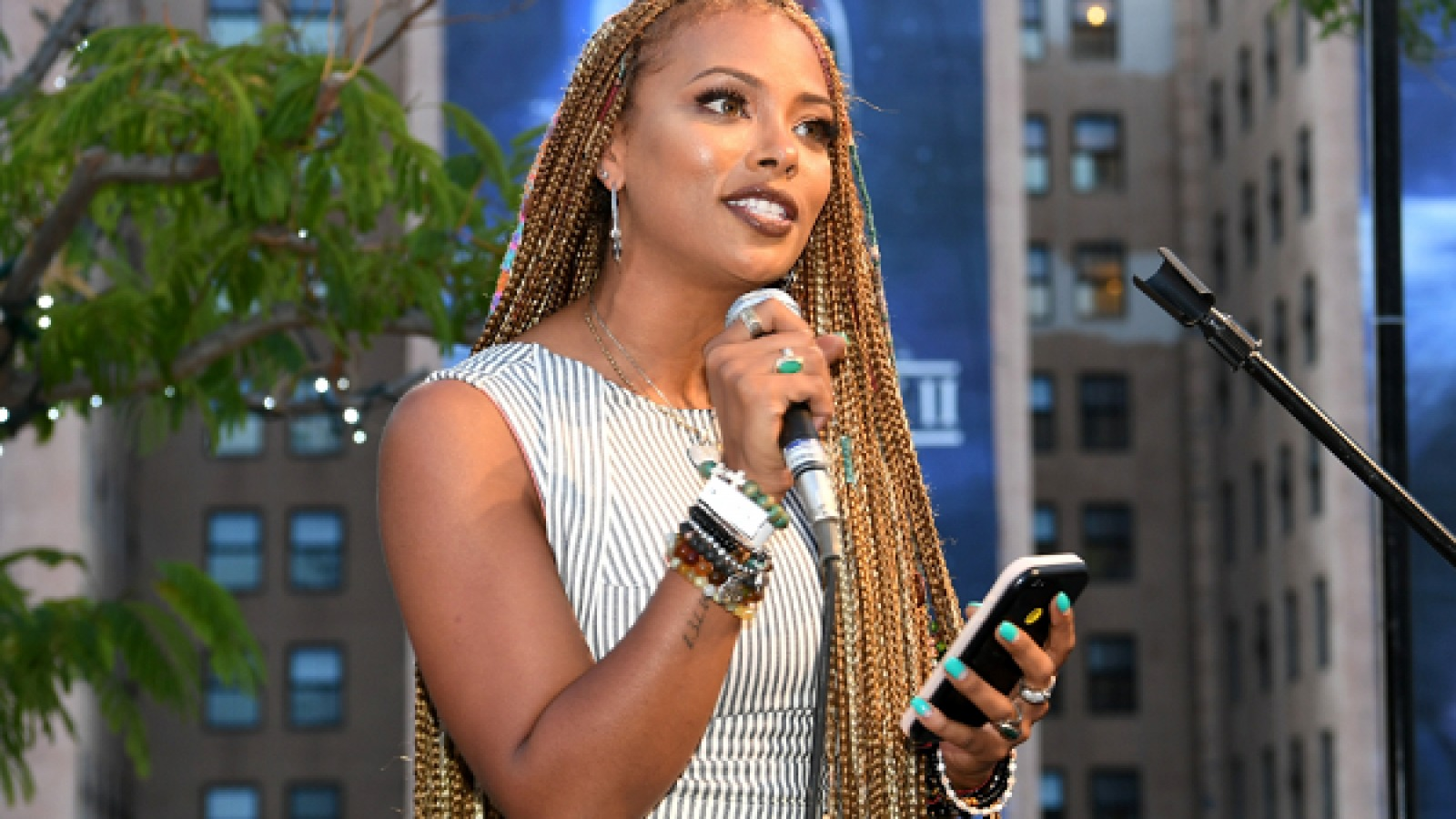 Eva Marcille Is Showing Fans What She's Been Doing At Home Amidst Social Distancing