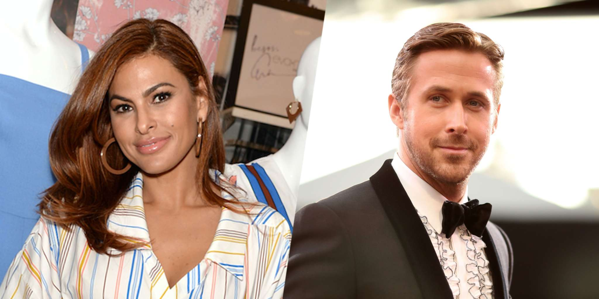Eva Mendes Explains Why She Won't Share New Photos of Ryan Gosling
