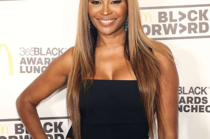 Cynthia Bailey Shows A Lot Of Skin In This Photo From A Recent Campaign