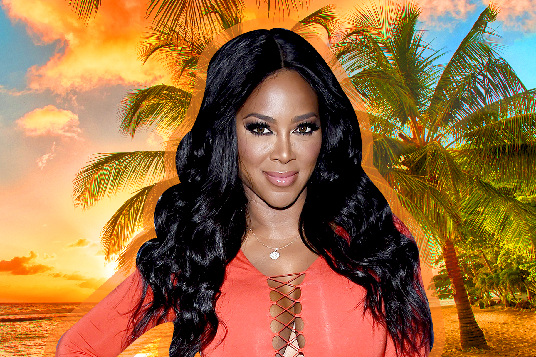 Kenya Moore's Latest Gorgeous Photo On Social Media Is Praised By Fans: 'The Prettiest On The HW Franchise!'