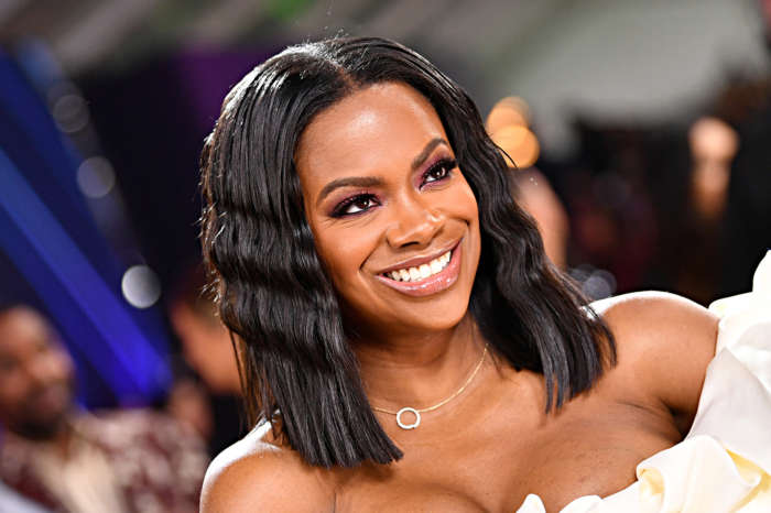 Kandi Burruss Rocks One-Piece Bathing Suit And Poses With Her Adorable Son In New Vacation Pics!