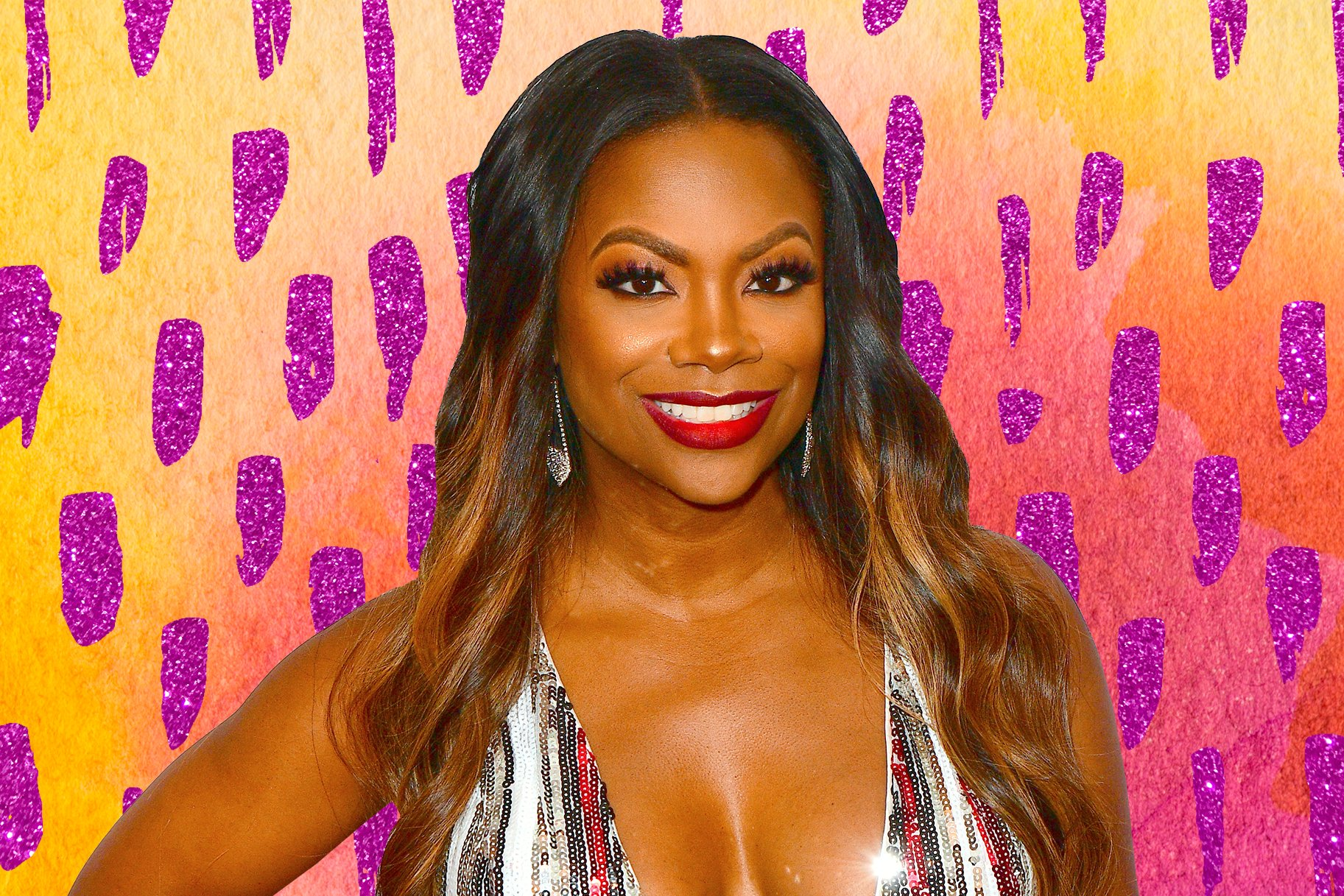 Kandi Burruss Shares A New Clip From Her Family Vacay - Some Fans Are Terrified And You Should Watch The Video To See Why