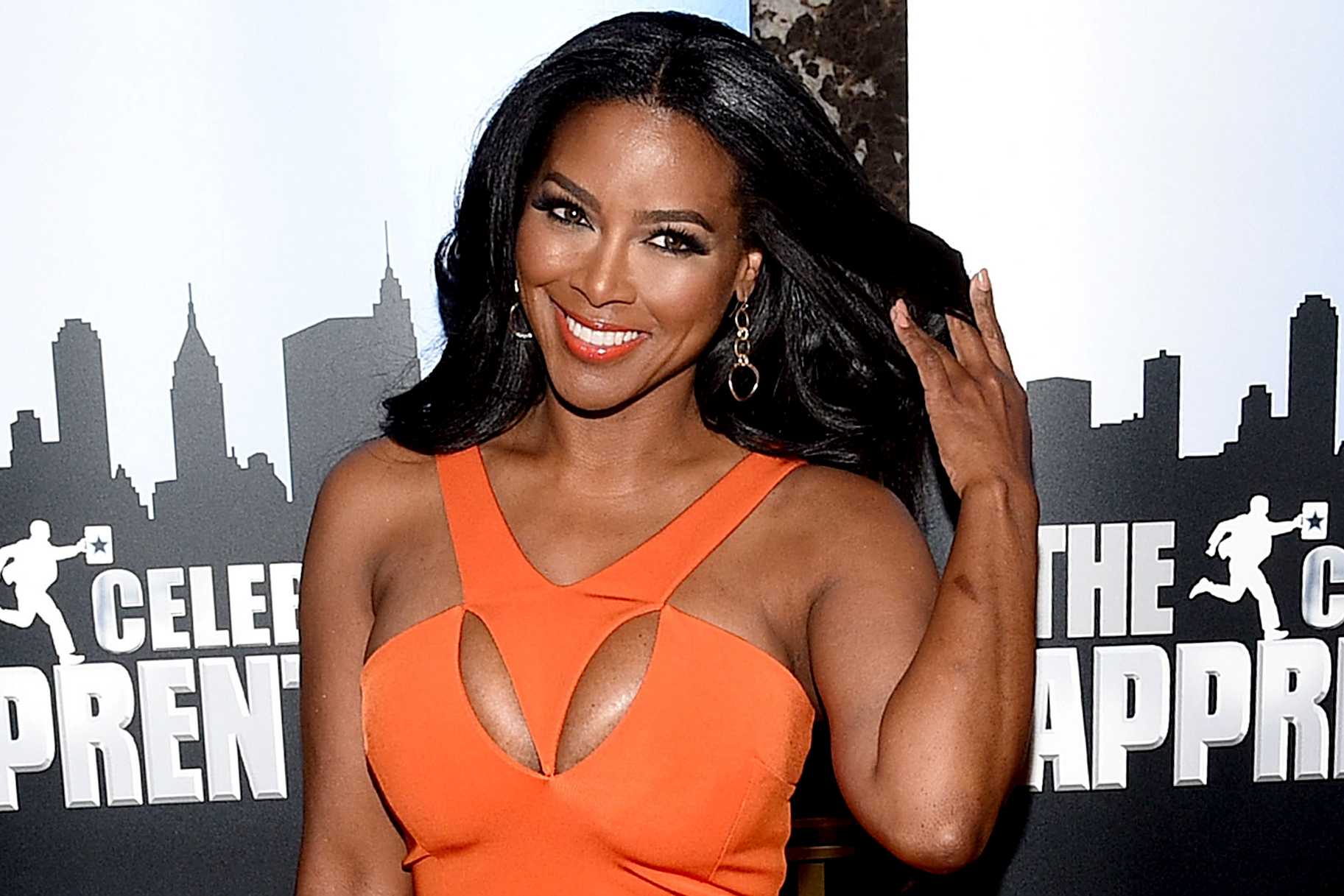 Kenya Moore Talks To Her Fans About Strength - See Her Message Here