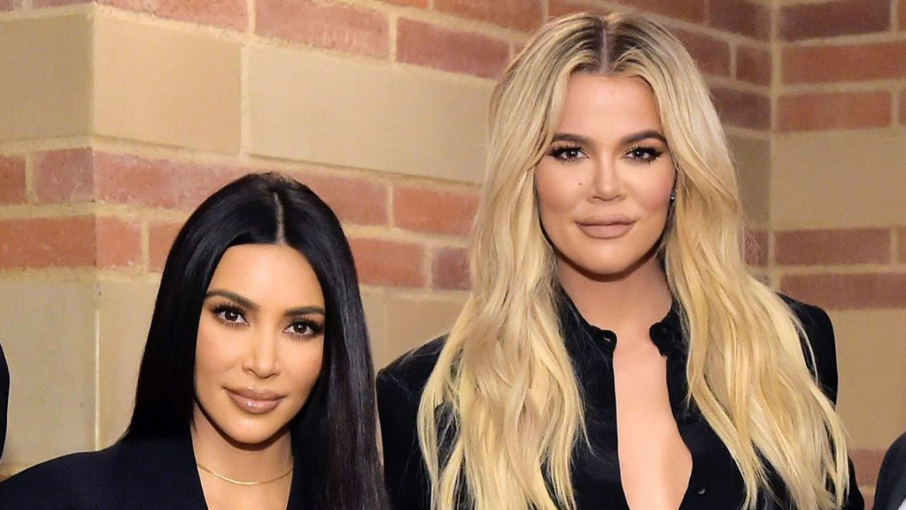 Kuwk Khloe Kardashian Shows Support To Sister Kim Amid Her Taylor Swift Feud Being Reignited Celebrity Insider