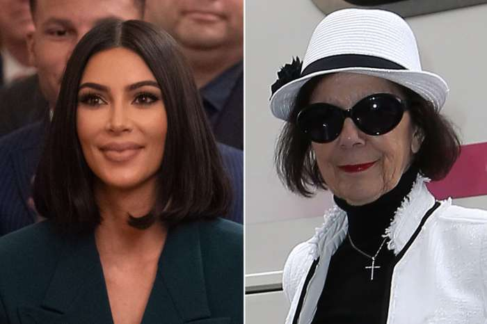 KUWK: Kim Kardashian's Grandma MJ Has Been In Self-Quarantine For Over A Month - Kim Surprises Her With A Special Sweet Delivery!