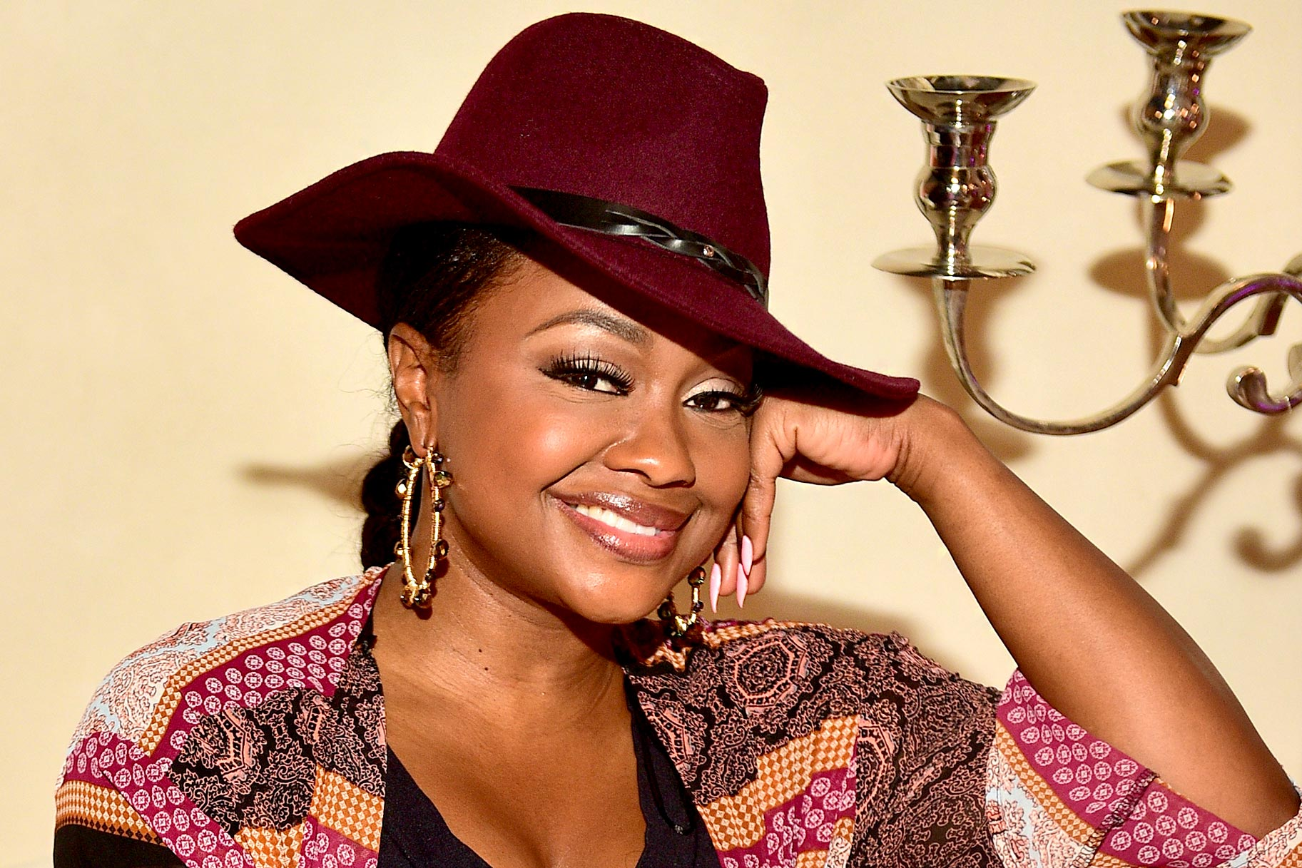 Phaedra Parks Talks About Day One Of Staying Home With The Kids
