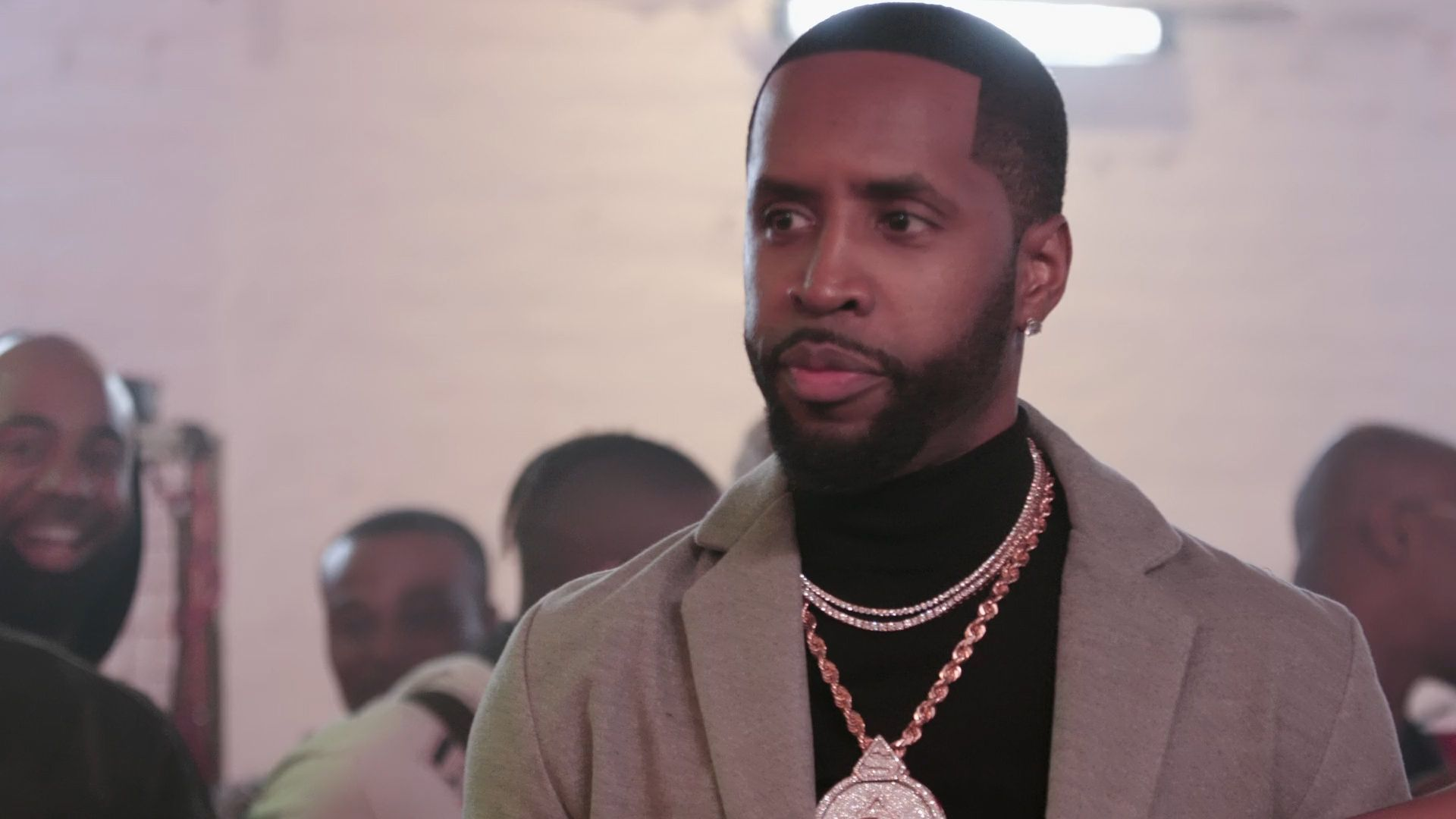 Safaree Is Heartbroken After Donovan Mitchell Tests Positive For Coronavirus