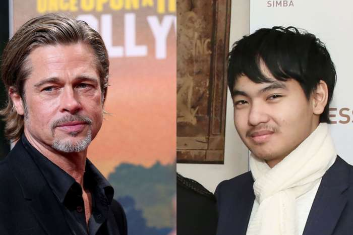 Brad Pitt And Maddox Working On Their Strained Relationship After The Son Returns From South Korea Amid The Pandemic