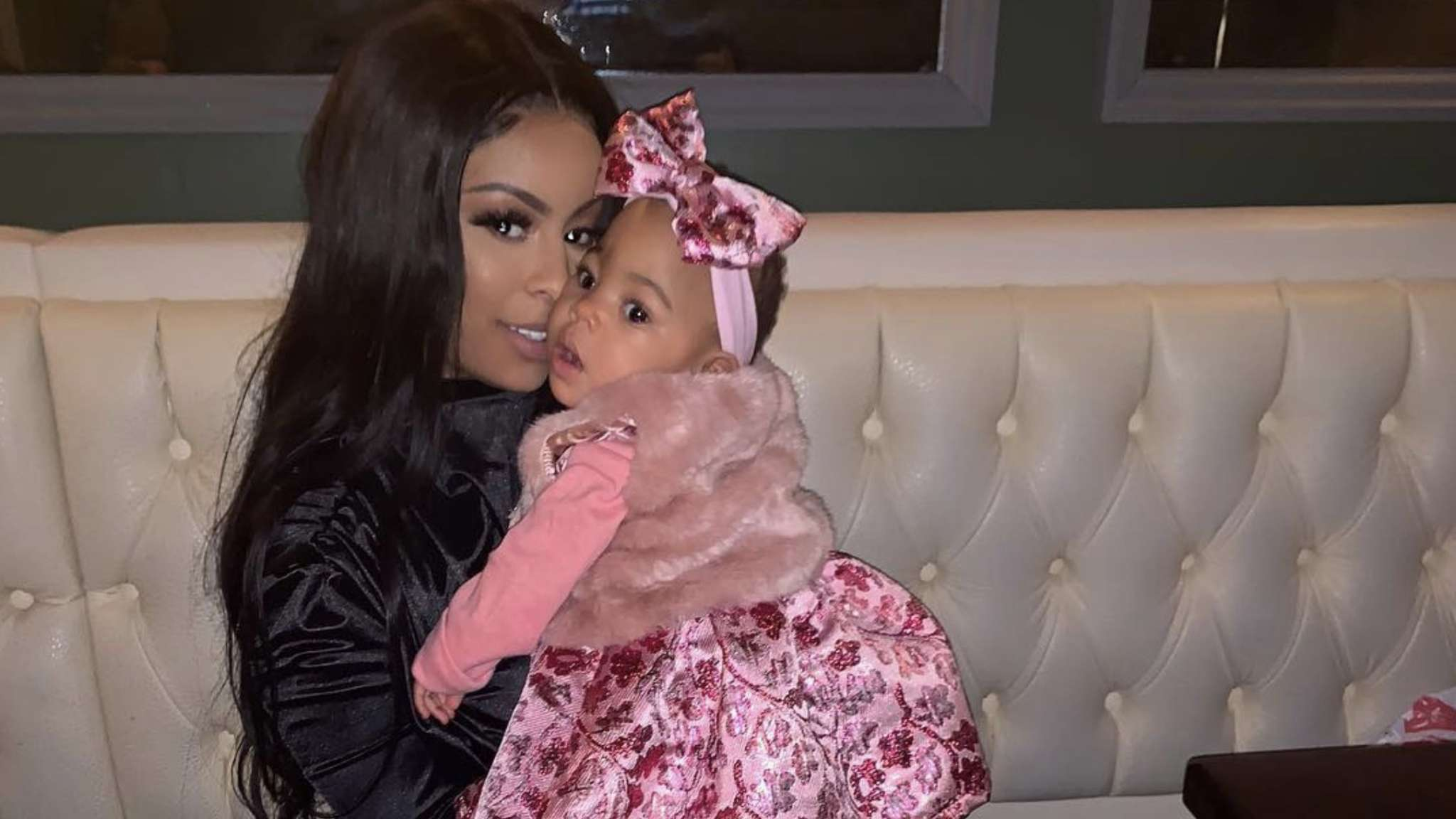 Alexis Skyy Leaves Little To The Imagination While Dancing With Her Baby Girl At Club Quarantine - Check Out The Video To See Her Having A Blast
