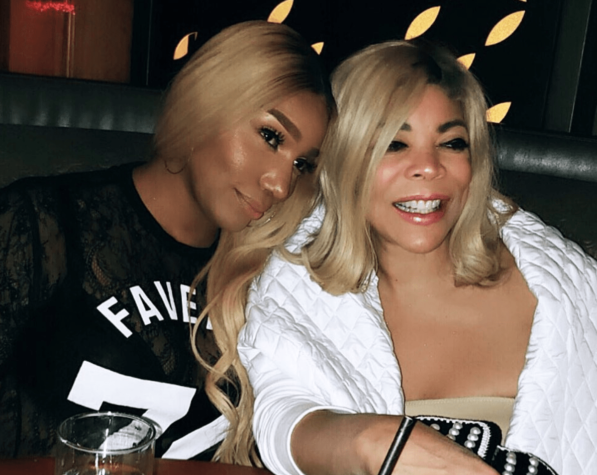 NeNe Leakes Poses With The Breakfast Club Crew And Fans Tell Her She Looks Fire
