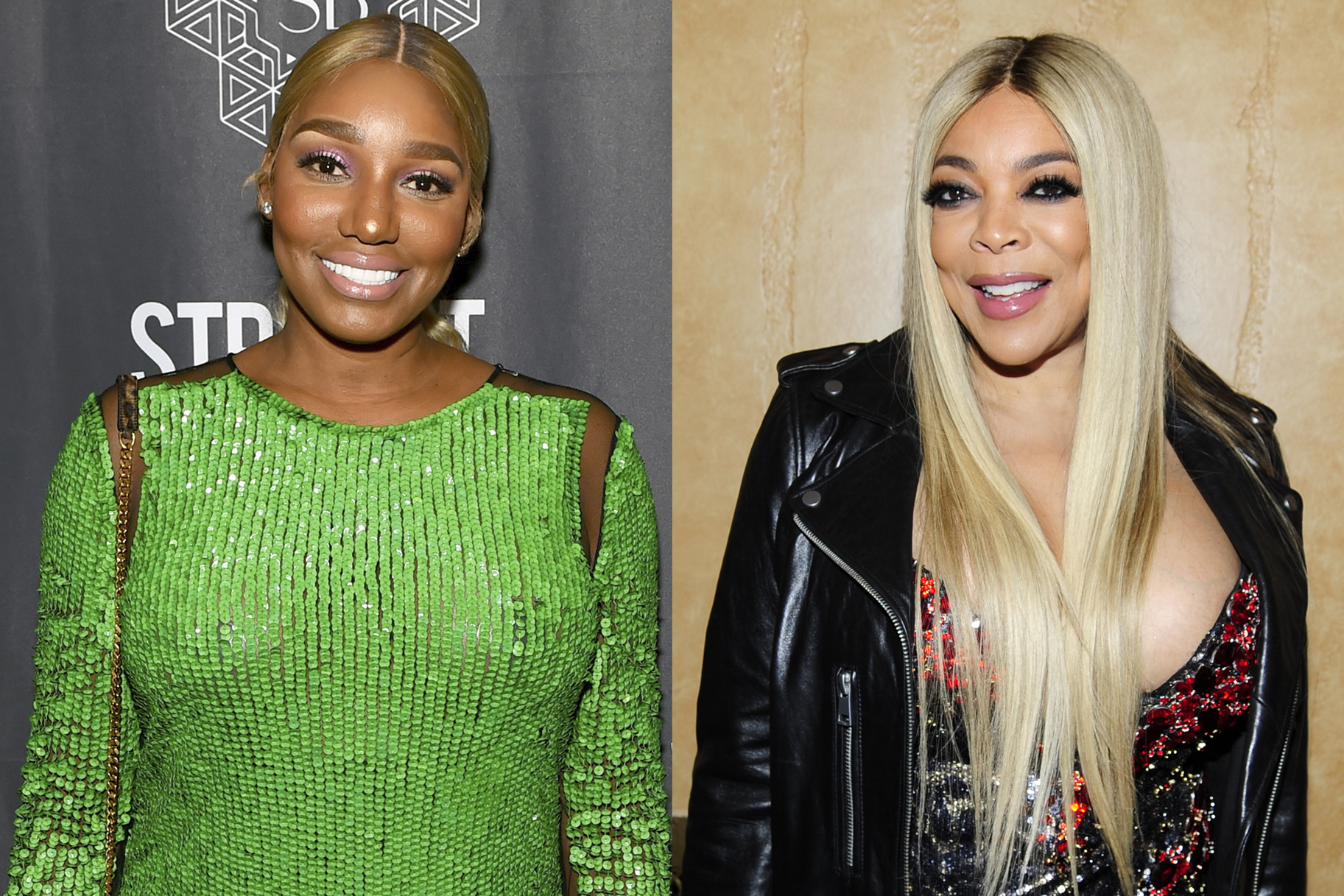 NeNe Leakes Has The Time Of Her Life With Wendy Williams - People Bash The TV Host's Wig - Check Out The Video