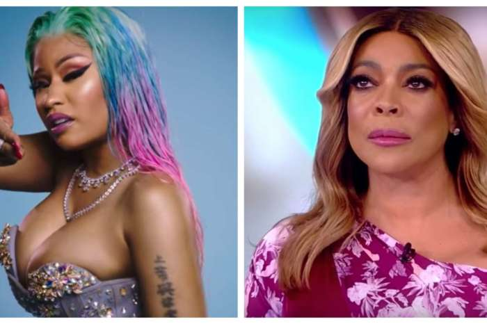 Wendy Williams Has A Few Things To Get Off Her Chest About Nicki Minaj's Husband, Kenneth Petty - See The Video