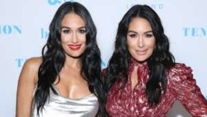 Nikki And Brie Bella Talk Being Pregnant And In Quarantine Together - 'Haven't Fought Yet!'
