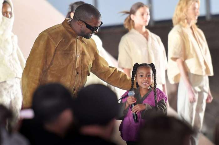 Kanye West Reportedly 'Convinced' Daughter North Will Surpass Him In The Hip Hop Scene After She Makes Rap Debut!