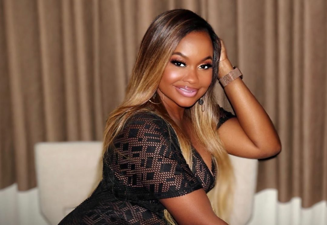 Phaedra Parks Wants To Pay The Bills Of One Of Her Fans