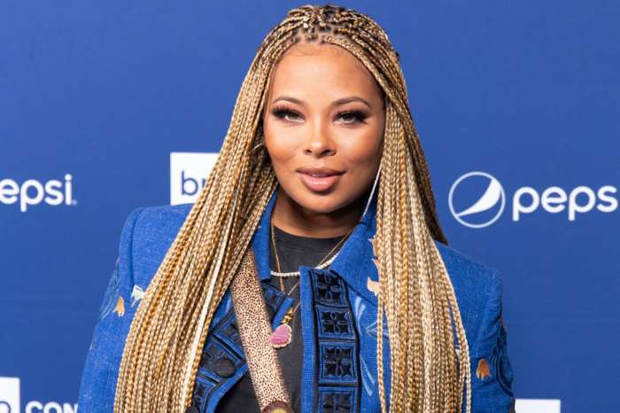 Eva Marcille's Recent Video Puts Her Fans In A Special Mood
