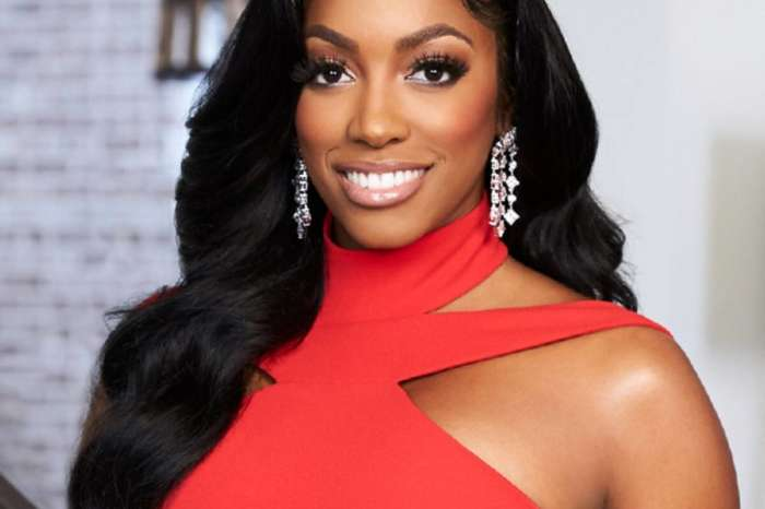 Porsha Williams Tells Fans That They're Not Stuck At Home, But 'Safe At Home'