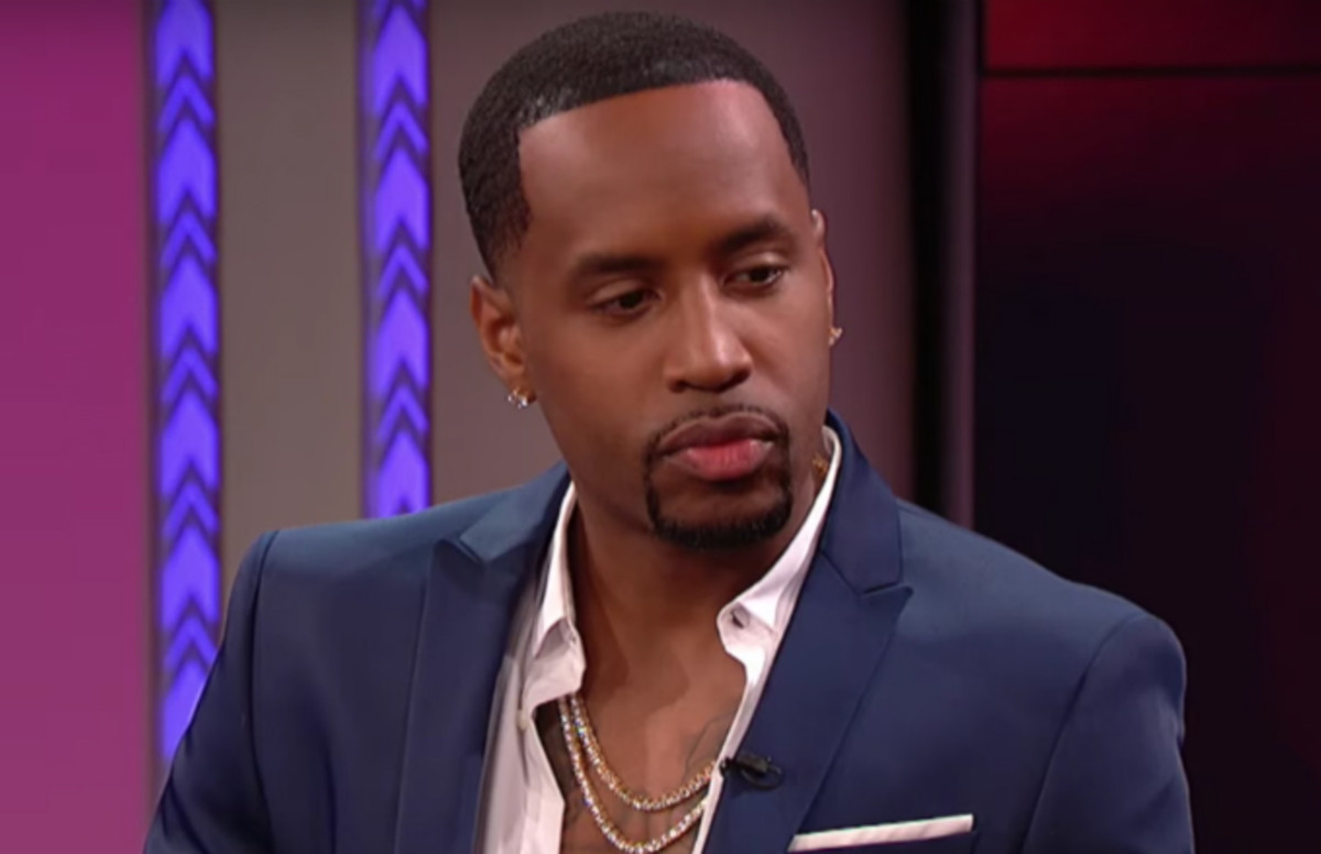 Safaree Shows Fans His Equipment For A Quest To The Pharmacy - Check Out The Video