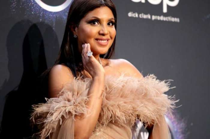 Toni Braxton Shares Her Hit From 20 Years Ago And Kris Jenner Is Here For It