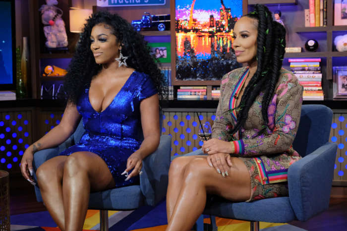 Porsha Williams' Fans Call Her A MILF After She Posts These RHOA Pics - Check Out Her Flawless Figure